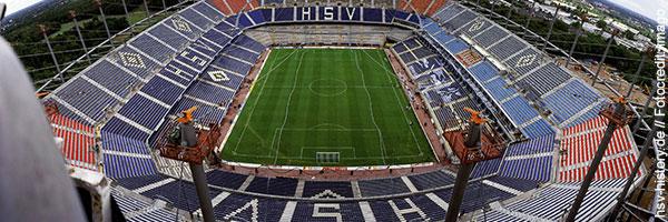 Volksparkstadion Plätze