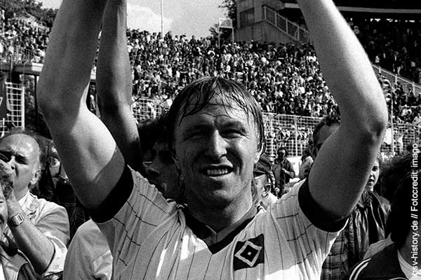 Horst Hrubesch HSV