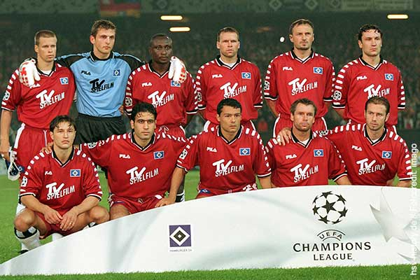 HSV Champions League 2000