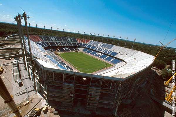 Volksparkstadion 1999