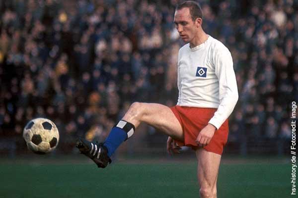 Willi Schulz HSV