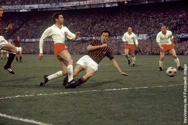 Europapokal der Pokalsieger 1968