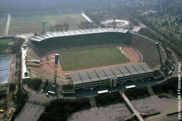 Volksparkstadion 1973