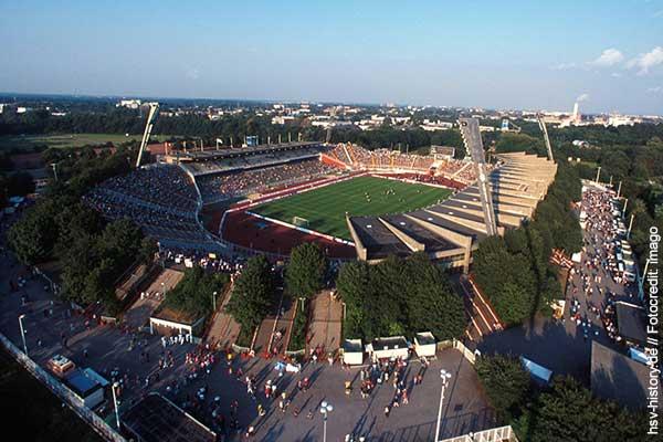 Volksparkstadion 1996