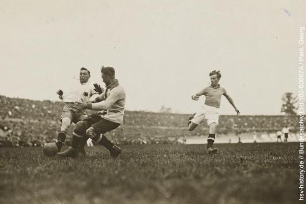 Endspiel HSV 1923